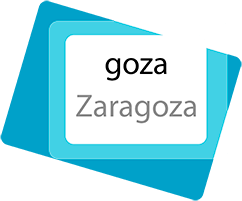 Logo GozaZaragoza